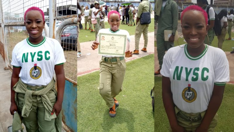 NYSC POP Day In Pictures…