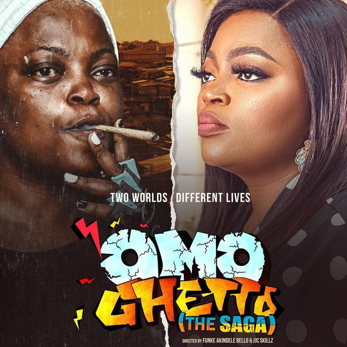 Omo Ghetto The Saga review