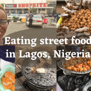 Life Update: Here's What Happened When I Tried Lagos Street Food